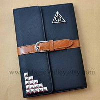Two Color Choice Leather iPad mini Case iPad mini by MagicValley