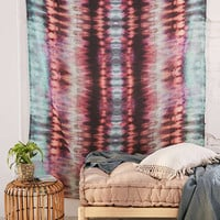Sia Ice Dye Stripe Tapestry | Urban Outfitters