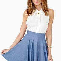 Summer Love Skater Skirt