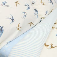 Emma Bridgewater Birds Double Duvet Cover Set
