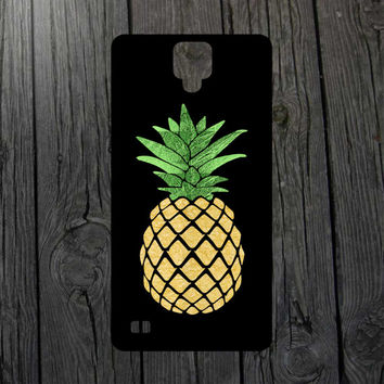 Pineapple phone case Pineapple decal Pineapple iphone case Pineapple samsung case Pineapple galaxy case Gold leaf print Pineapple shirt [10]