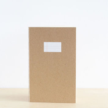 Paperways | Stitch Spine Notebook #04