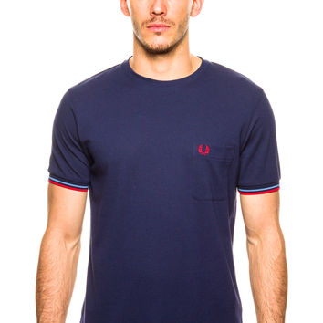 Fred Perry Pique Pocket Tee