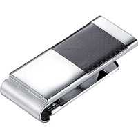 Qunito Stainless Steel Engravble Money Clip