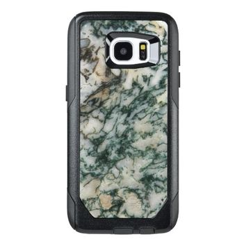 Green Tree Agate OtterBox Samsung Galaxy S7 Edge Case