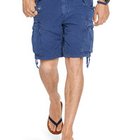 RELAXED-FIT CARGO SHORT