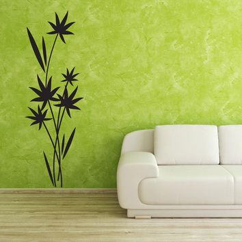 Vine Plant Wall Decal