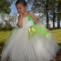 Princess Tiana tutu dress costume