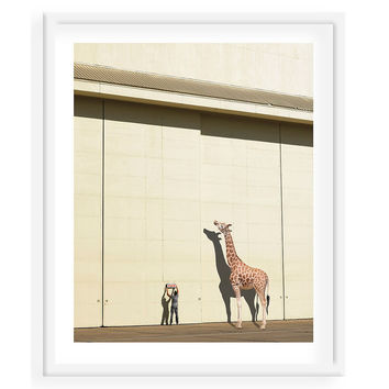 Richard Newstead, Curious Giraffe, Photographs