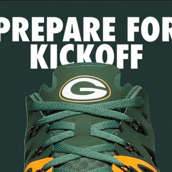 Packers NFL Nike Kickoff Collection Speed 4 AMP Training Shoe