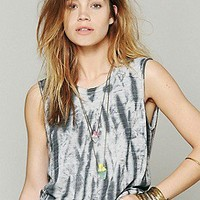 We The Free   Bamboo Forest Wash Tee at Free People Clothing Boutique