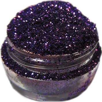 Lumikki Cosmetics Glitter For Eyeshadow / Eye Shadow / Eyes / Face / Lips / Nails Makeup - Compare to NYX - Shimmer Makeup Powder - Holographic Cosmetic Loose Glitter (Stairway to Heaven)