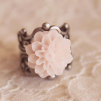 Sophie Ring {Pale Pink} by A Pretty Shoppe