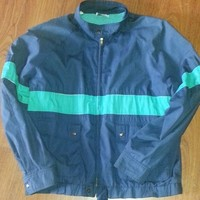 Vintage 90s Lacoste Jacket from Deadstock Dynasty