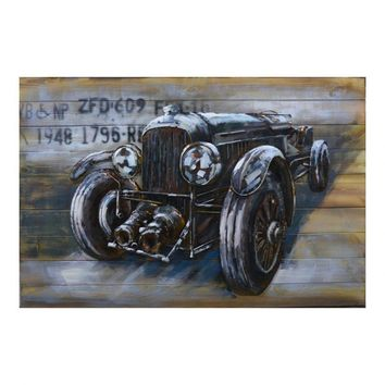 Roadster Wall Décor