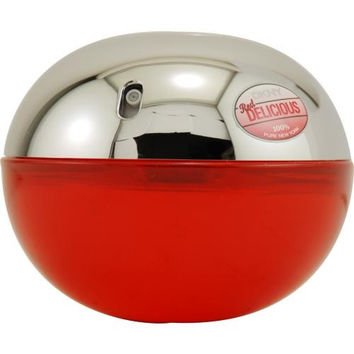 Dkny Red Delicious By Donna Karan Eau De Parfum Spray 3.4 Oz (unboxed)