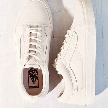 Vans Vansguard Old Skool Reissue California Women's Sneaker- Ivory