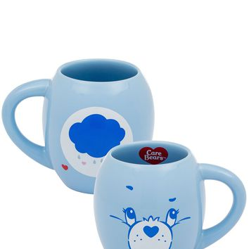 Care Bears Grumpy Bear Oval Ceramic Coffee Mug - PRE-ORDER, SHIPS IN JULY