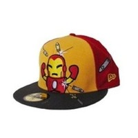 Ironman Tokidoki Snapback One Size Fits All, Adjustable
