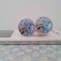 NEW  Narwhal  earbuds