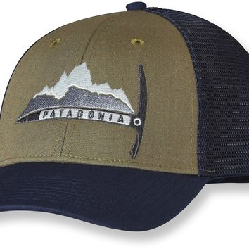 Patagonia LoPro Trucker Hat from REI 3ce34fd420a