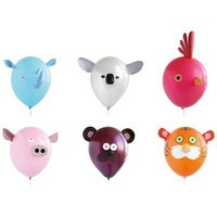 Air Heads - Animal Balloons - As Seen in Elle Decor - Whimsical & Unique Gift Ideas for the Coolest Gift Givers