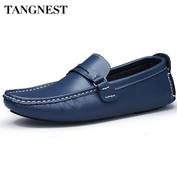 Men Loafers 2017 PU Leather Men Leisure Shoes Comfortable Men Driving Shoes High Quality Men Shoes Big Size 38~47 XMR1345