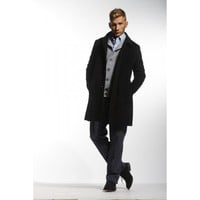 Ballantyne gorgeous fine duncan's cashmere men's top coat