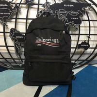 Balenciaga Fashion Sport Laptop Bag Bookbag Shoulder Bag Handbag Backpack