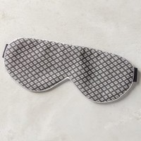 Perpetual Shade Serata Sleep Mask in Black & White Size: One Size Lounge