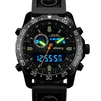 Men's Military Style Watch
