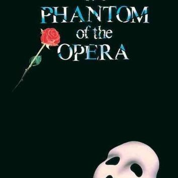 The Phantom of the Opera: Vocal Selections Vocal Line With Piano Accompaniment
