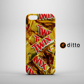 TWIX CANDY BARS Design Custom Case by ditto! for iPhone 6 6 Plus iPhone 5 5s 5c iPhone 4 4s Samsung Galaxy s3 s4 & s5 and Note 2 3 4