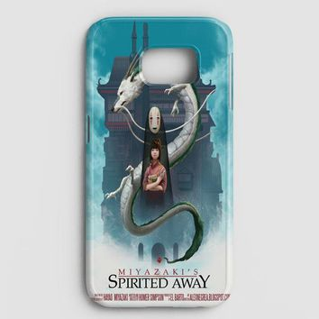 Spirited Away Poster Studio Ghibli Samsung Galaxy Note 8 Case