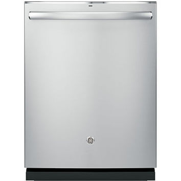 GE® Stainless-Steel Interior Dishwasher with Hidden Controls GDT655SSJSS - JCPenney