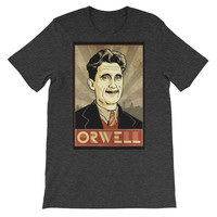 George Orwell Graphic T-Shirt