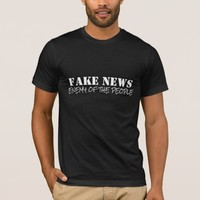FAKE NEWS ENEMY OF THE PEOPLE TRUMP T-SHIRT