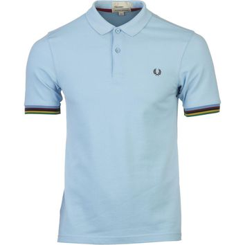 Fred Perry USA Champion Tipped Polo Shirt - Men's