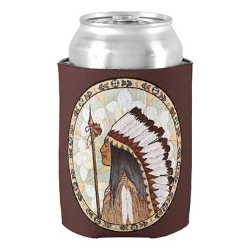 Chieftain Can Cooler