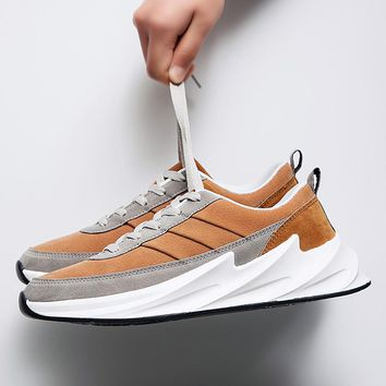 Adidas Shark Sneakers Sports Casual Blade Sole Men Shoes