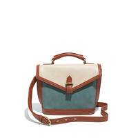 The Sloane Mini-Satchel in Colorblock