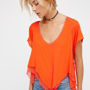 Free People Cookie Tee