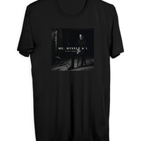 G Eazy X Bebe Rexha Me Myself And I Cover Mens T Shirt