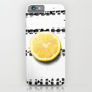 fruit 4 iPhone & iPod Case by LEEMO