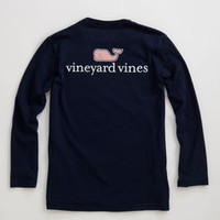 Boys' T-shirts: VV Logo Graphic T-Shirt - Vineyard Vines