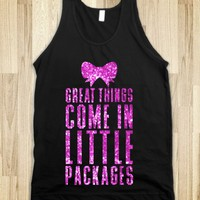 Great Things Come In Little Packages