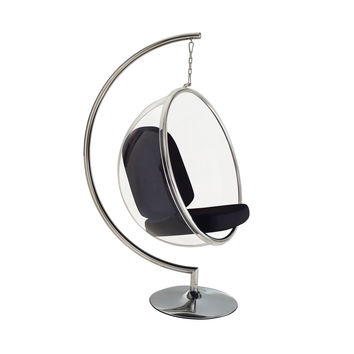 Hanging Orbit Chair - Black