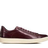 Russel Leather Low Top Sneaker