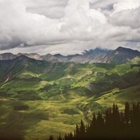 Where I Belong Stretched Canvas by Teal Thomsen  | Society6