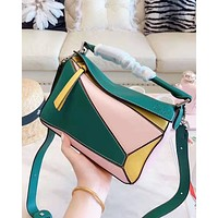 LOEWE fashion hot seller with a small one-shoulder bag in color for ladies